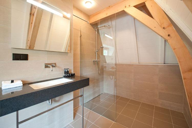 Wolvenstraat Suite Bathroom - Hotel IX Amsterdam - Amsterdam
