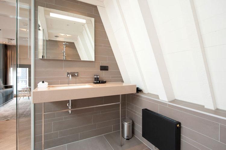 Reestraat Suite Bathroom - Hotel IX Amsterdam - Amsterdam