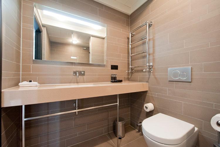 Runstraat Suite Bathroom - Hotel IX Amsterdam - Amsterdam