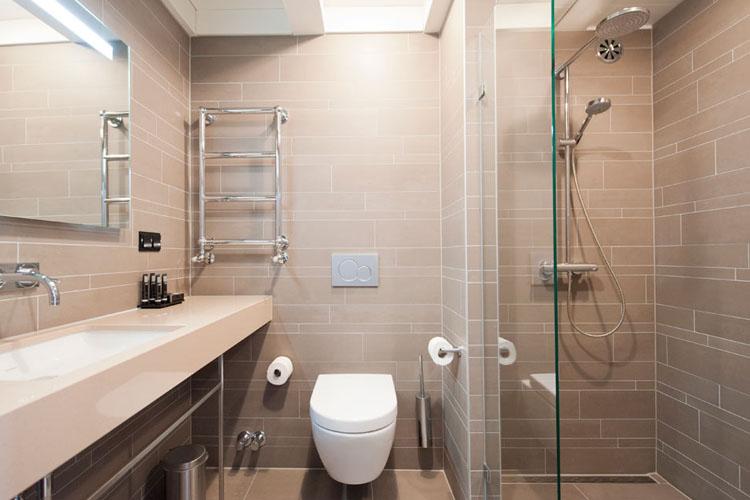 Berenstraat Suite Bathroom - Hotel IX Amsterdam - Amsterdam