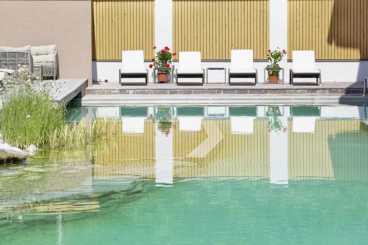 Swimming Pool - Landhotel Rupertus - Leogang