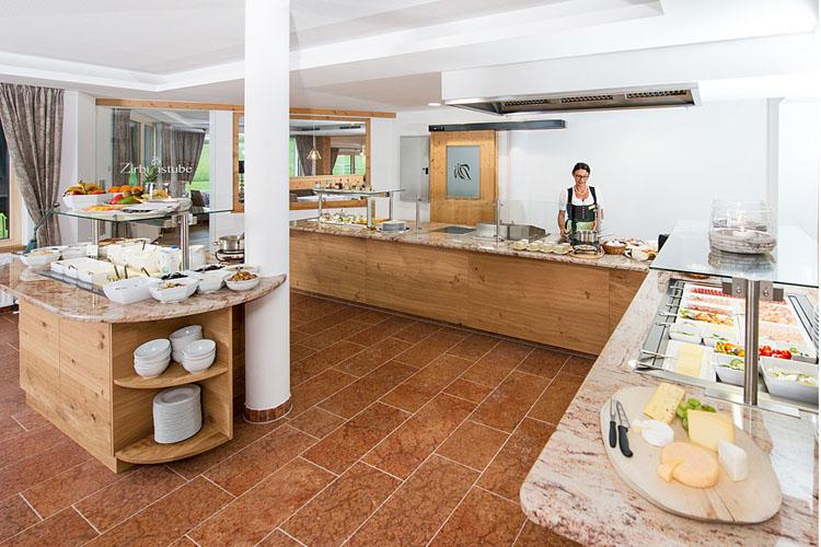 Buffet - Landhotel Rupertus - Leogang