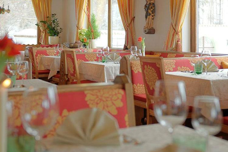 Dining Room - Landhotel Rupertus - Leogang