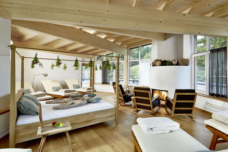 Relax Room - Landhotel Rupertus - Leogang
