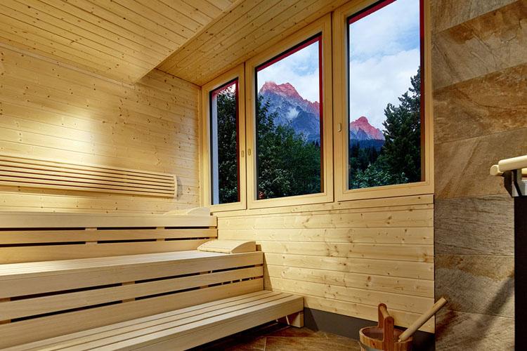 Sauna - Landhotel Rupertus - Leogang
