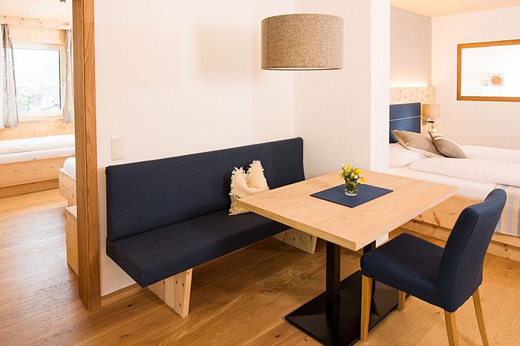 Organic Family Room - Landhotel Rupertus - Leogang
