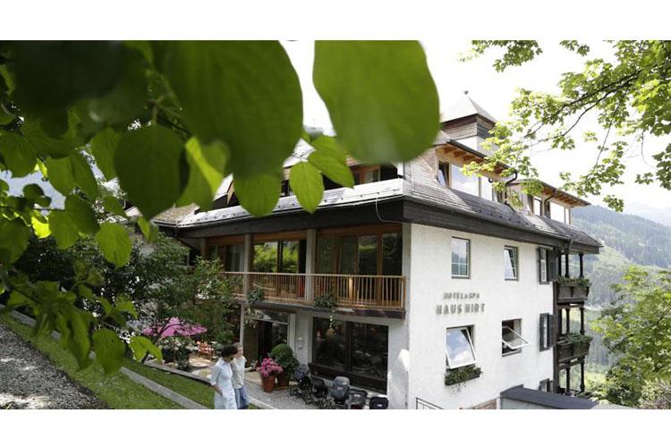 Facade - Haus Hirt - Bad Gastein