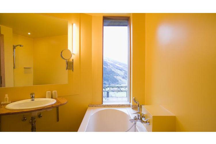 Suite Bathroom - Haus Hirt - Bad Gastein