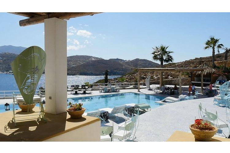 Exterior - Agalia Luxury Suites - Tzamaria