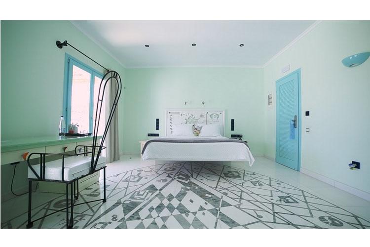 Junior Suite - Agalia Luxury Suites - Tzamaria