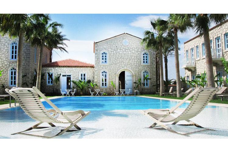 Exterior - Manastir Alacati Hotel - Alacati