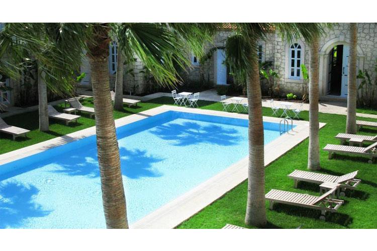 Pool - Manastir Alacati Hotel - Alacati