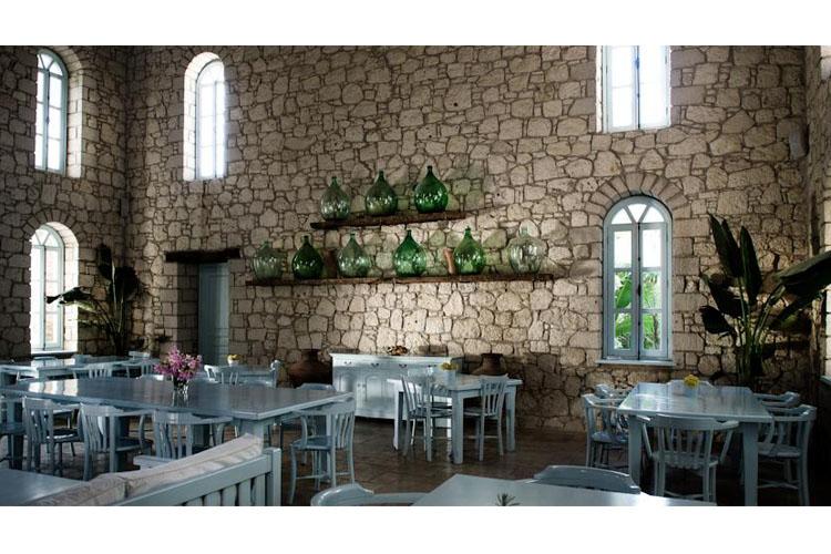 Dining Room - Manastir Alacati Hotel - Alacati