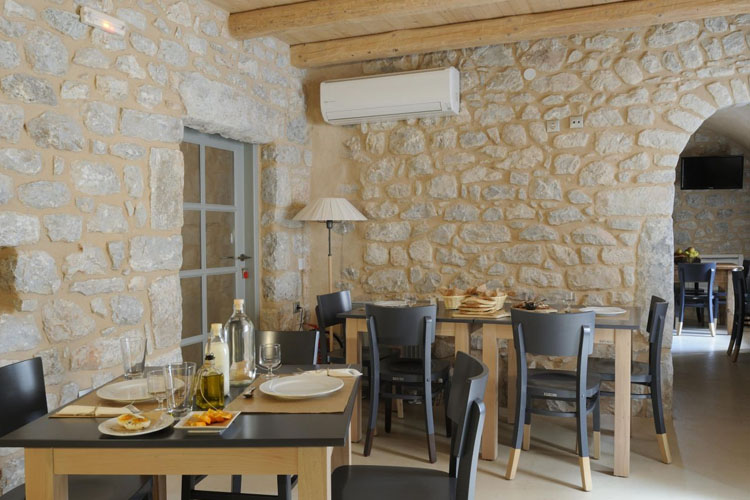 Dining Room - Antares Hotel Mani - Areopoli