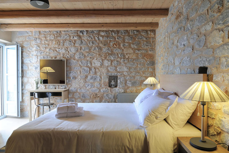 Classic Double Room - Antares Hotel Mani - Areopoli