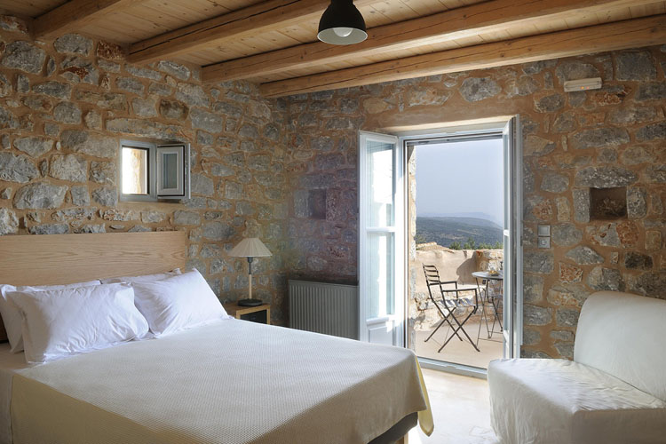 Superior Double Room - Antares Hotel Mani - Areopoli