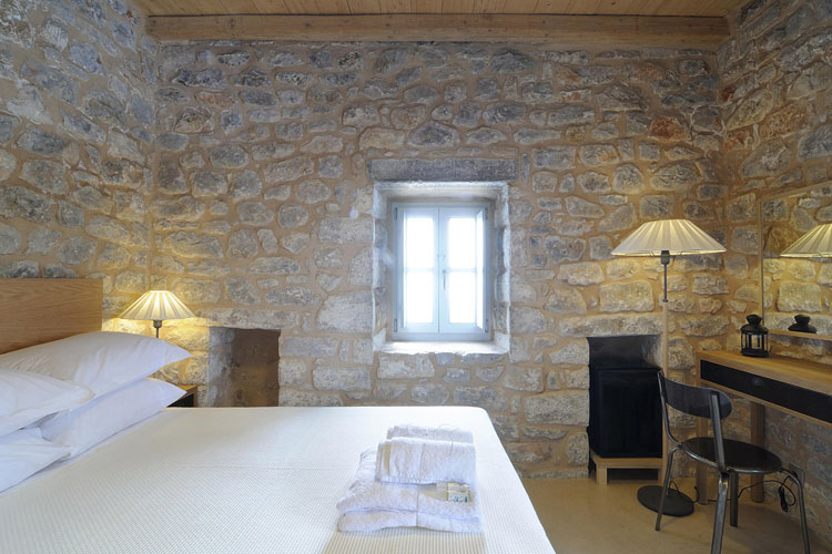 Tower Double Room - Antares Hotel Mani - Areopoli