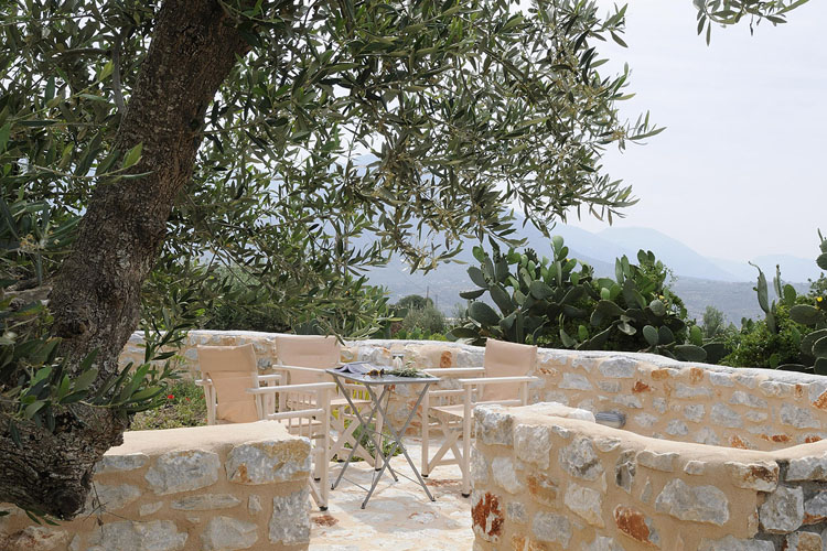 Suite Terrace - Antares Hotel Mani - Areopoli