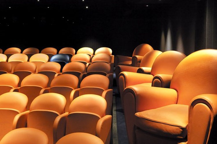 Screening Room - Charlotte Street Hotel - Londres