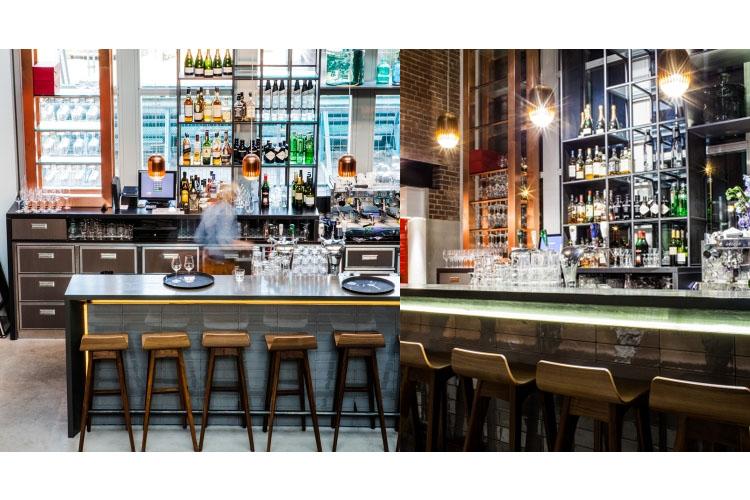 Bar - Hotel de Hallen - Amsterdam