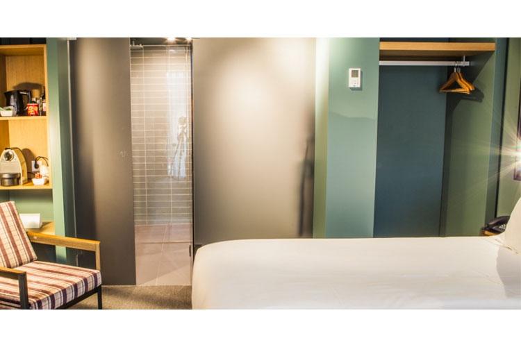 Indoor Double or Twin Room - Hotel de Hallen - Amsterdam