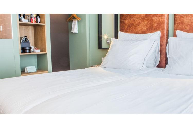 Deluxe Room - Hotel de Hallen - Amsterdam