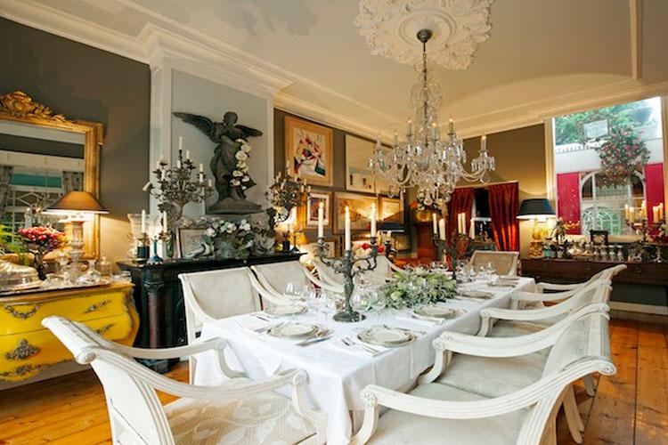 Living Room - Breitner House - Amsterdam