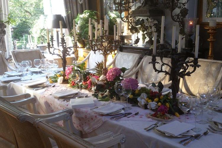 Dining Room - Breitner House - Amsterdam
