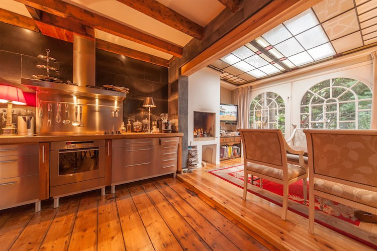 Kitchen - Breitner House - Amsterdam