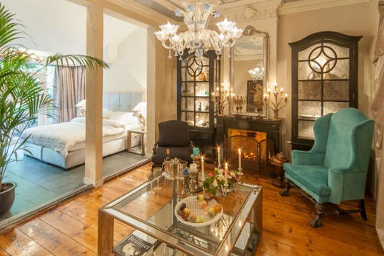 Isaac Israels Suite - Breitner House - Amsterdam