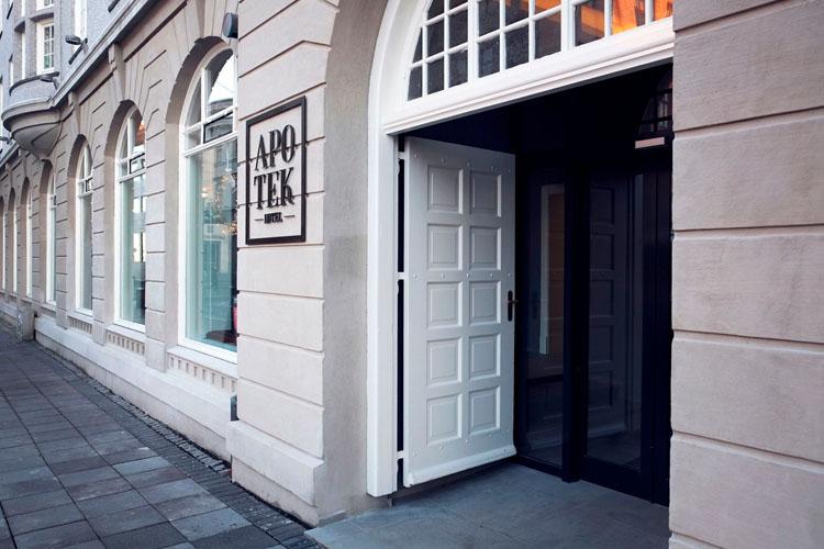 Apotek Hotel A Boutique Hotel In Reykjavik