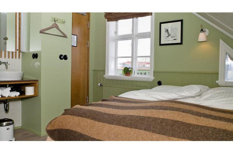 Double Room - Hótel Egilsen - Stykkishólmur