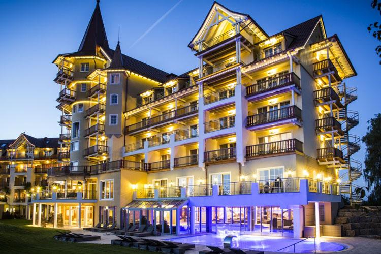 Vital hotel meiser ein boutiquehotel in fichtenau for Great little hotels
