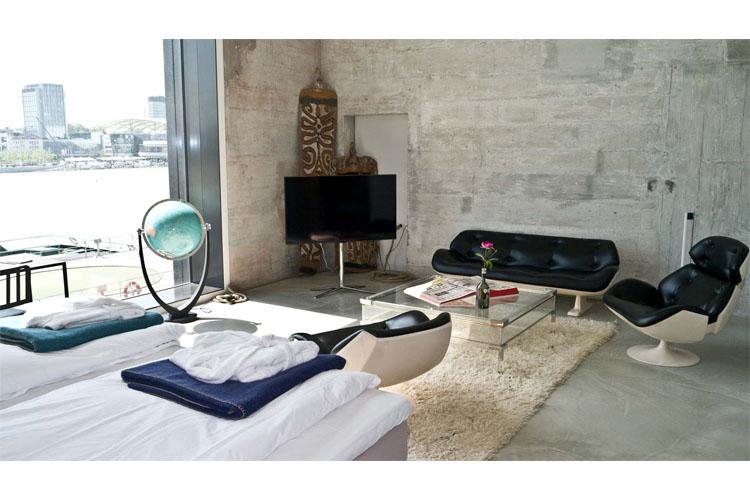 Speicher7 hotel ein boutiquehotel in mannheim for Zimmer 7 mannheim
