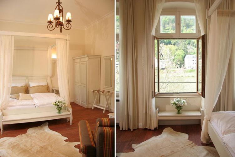 Hotel Villa Marstall Heidelberg Deutschland
