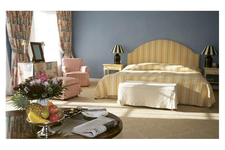 Wald & Schlosshotel Friedrichsruhe, a boutique hotel in ...