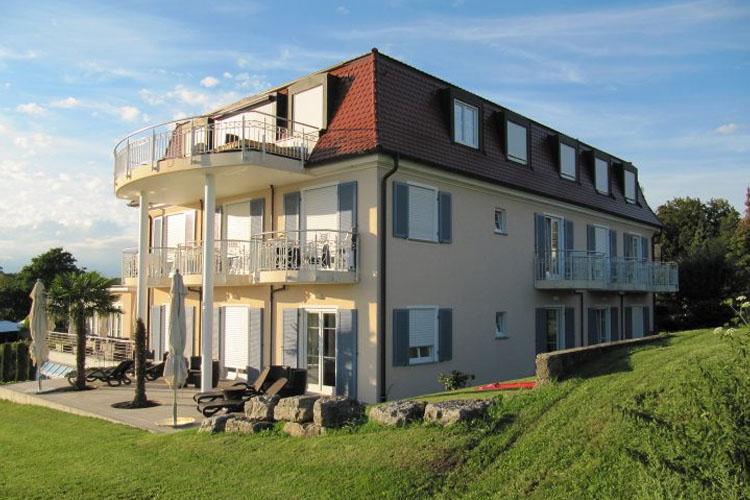 Villa seeschau ein boutiquehotel in meersburg for Small great hotels