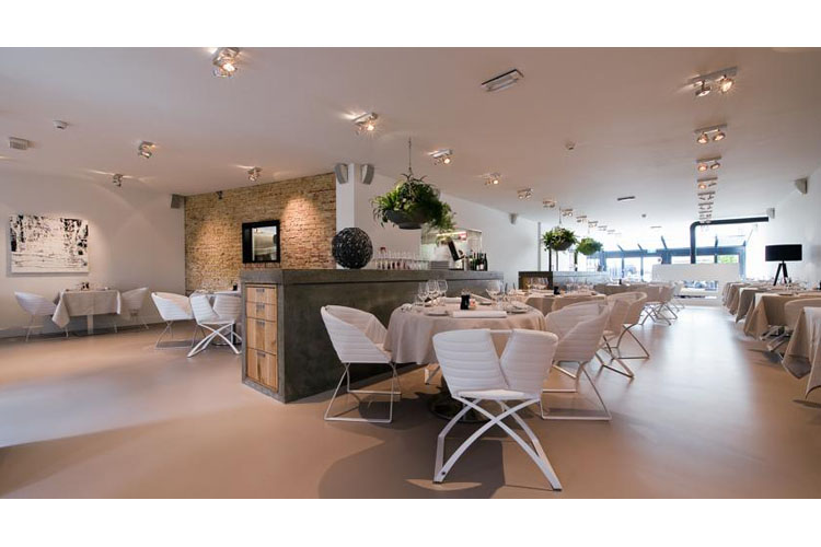 Dining Room - Hotel Bij Jef - Den Hoorn