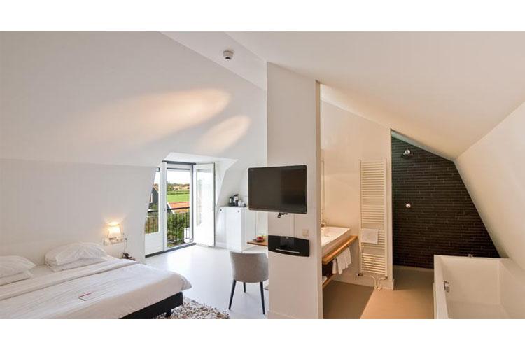 Double Room - Hotel Bij Jef - Den Hoorn