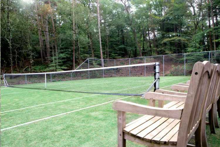 Tennis Court - Hotel Landgoed Het Roode Koper - Ermelo