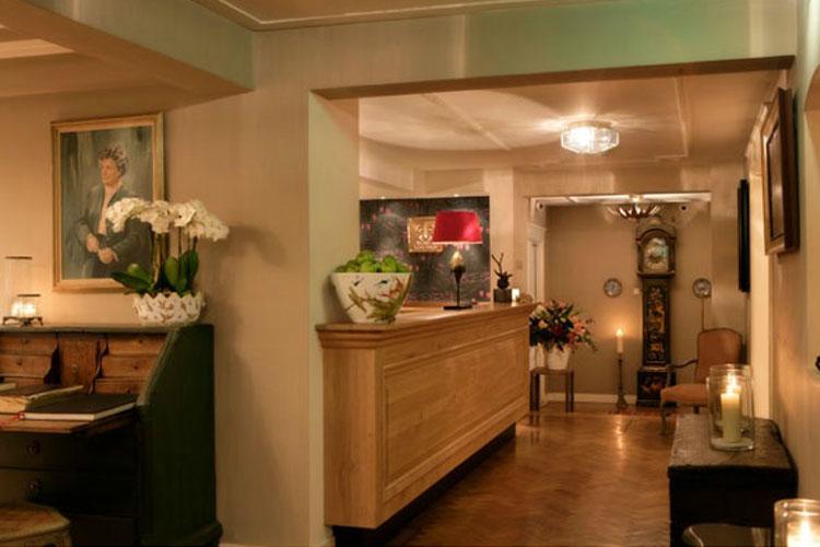 Reception - Hotel Landgoed Het Roode Koper - Ermelo
