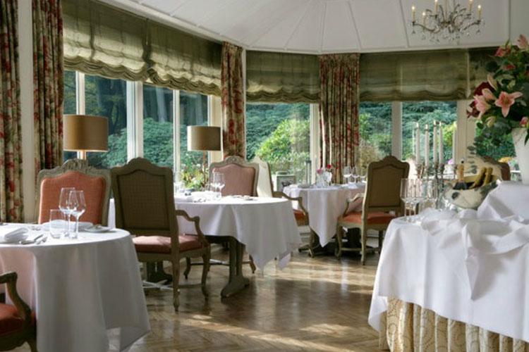 Dining Room - Hotel Landgoed Het Roode Koper - Ermelo