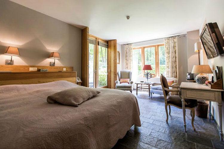 Room De Luxe - Hotel Landgoed Het Roode Koper - Ermelo