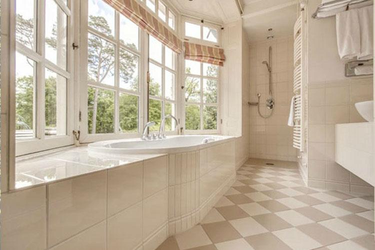 Bathroom - Hotel Landgoed Het Roode Koper - Ermelo