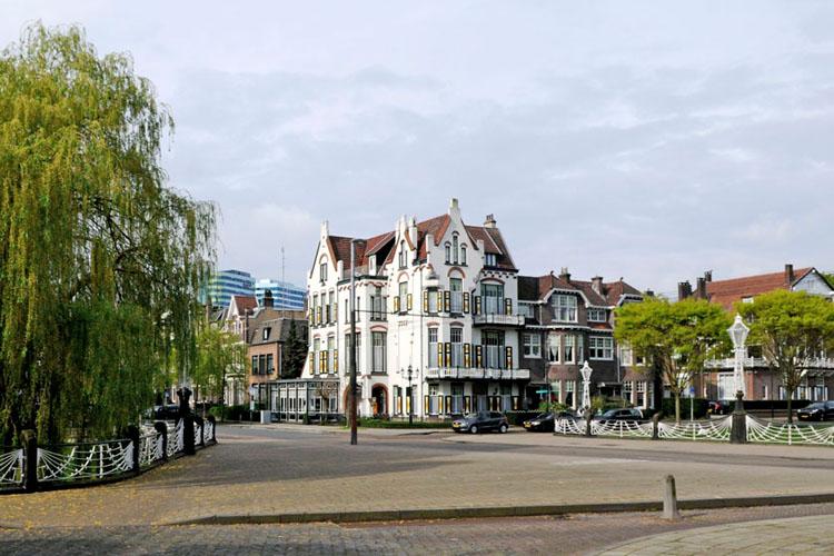 Facade - Hotel Molendal - Arnhem
