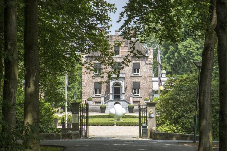 Facade - Kasteeltje Hattem - Roermond