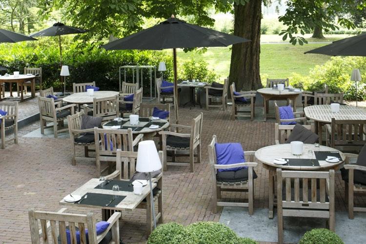 Terrace - Kasteeltje Hattem - Roermond
