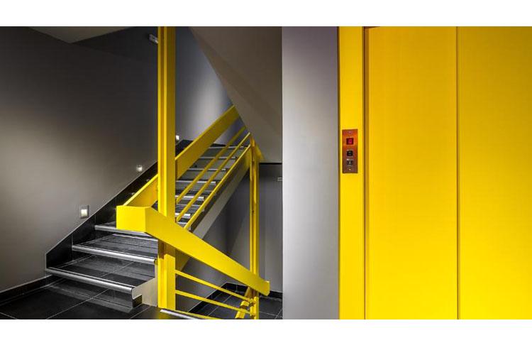 Corridor - 360 Degrees Hotel - Atenas