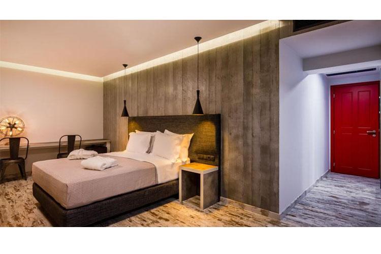 Double Room - 360 Degrees Hotel - Atenas