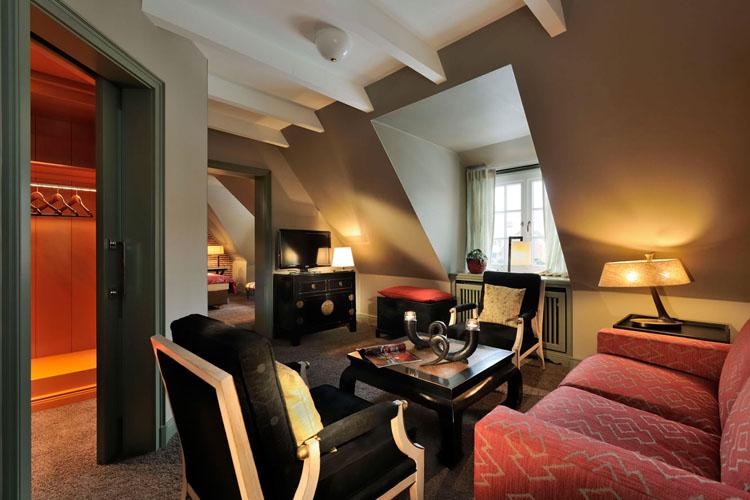 hotel village kampen ein boutiquehotel in kampen. Black Bedroom Furniture Sets. Home Design Ideas